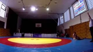 preview picture of video '61Kg GR Adam Zhanbolatov - Florian Jordi Fenna'