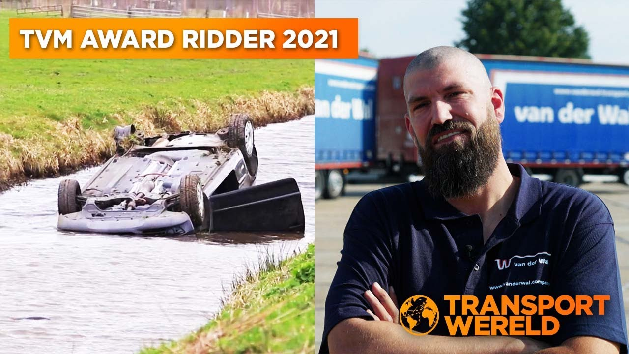 Remco Kompier | TVM Award Ridder 2021