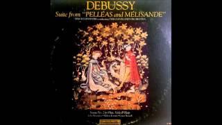 """Debussy """"Suite from Pelléas et Mélisande"""" Erich Leinsdorf"""