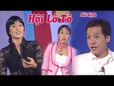 Hội lô tô: Hoài Linh, Minh Nhí, Việt Hương - 7aothuat.com