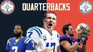 Indianapolis Colts vs. The NFL: Quarterbacks