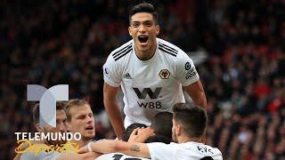 Raúl Jiménez, el lobo mexicano que aúlla en la Premier | Premier League | Telemundo Deportes