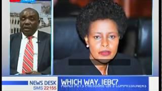 John Mbadi puts pressure on IEBC commisioners