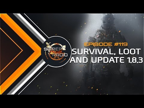 , title : '|The Division 2| Episode 119 - Survival, Loot and Update 1.8.3'