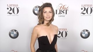 Masiela Lusha At Latina Magazine's 2017 Hot List Party