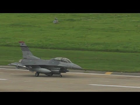 Spy planes keep an eye on North Korea