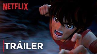 Saint Seiya: Los Caballeros Del Zodiaco | Tráiler Oficial | Netflix