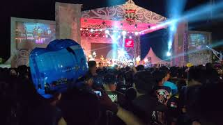 Shaggydog - Kecoa Live @ Honda Bikers Day 2019 Regional Kalimantan