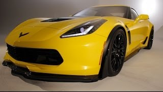 2015 Chevrolet Corvette Z06 Revealed! - Car and Driver