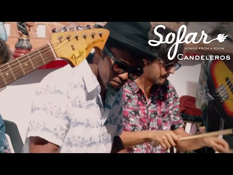 Candeleros - La Cumbia del Chinche | Sofar Madrid