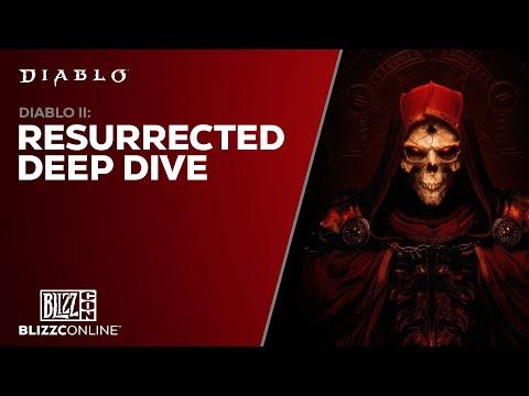 BlizzConline 2021 - Diablo II: Resurrected Deep Dive