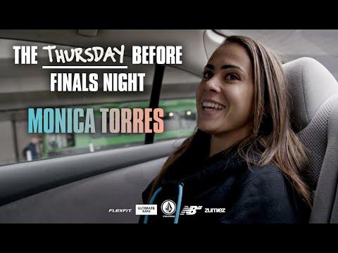 Monica Torres: Countdown To Finals Night | WBATB