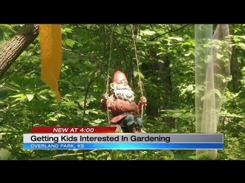 , title : 'Fun, whimsical twist on your garden: How kids can get involved
