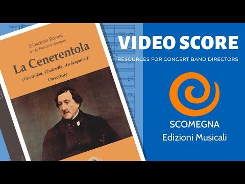 LA CENERENTOLA, ouverture - Gioachino Rossini, arr. Francesco Speranza