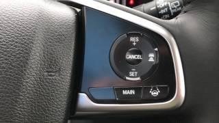 Honda sensing, ACC, LKAS, attention monitor