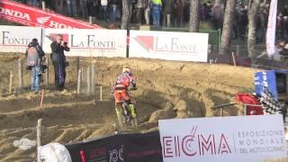 preview picture of video 'Internazionali D'Italia Motocross 2014 - MONTEVARCHI - ELITE CLASS'