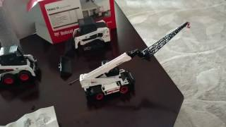 Birthday special model release of 2 new models and telehandler review