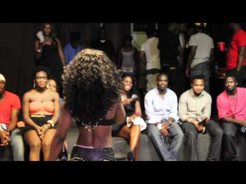 Charlotte Wonjah-Perform @ Acana Hall in Philly