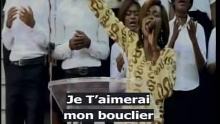 """ YAYA YESU "" Louange  Eglise La Borne Culte Du 25.09.2016, Pasteur Joseph BONDO"