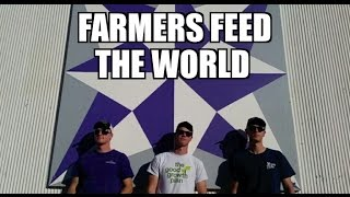 Farmers Feed the World (Watch Me, Hit the Quan, Uptown Funk Parody)
