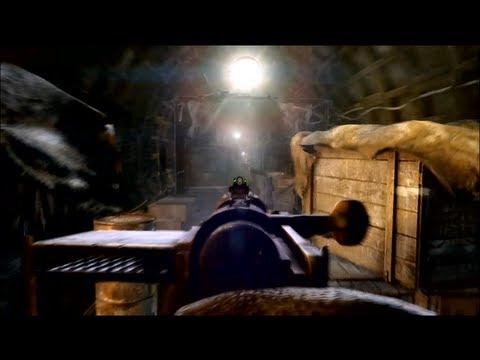 Metro: Last Light E3 Gameplay Demo – Part III