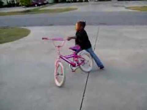 That's My Boy Clip 'Bike'
