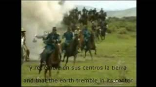 Mexico National Anthem w/ spanish/english subtitles