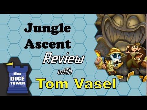 Dice Tower Reviews: Jungle Ascent