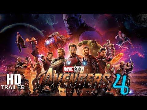Avengers 4 (2019) Teaser Trailer #1 - Infinity War PART TWO - Captain Marvel Movie Concept 2