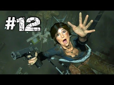 ► Rise of the Tomb Raider - Postrelená   #12   PC SK/CZ Gameplay / Lets Play   1080p
