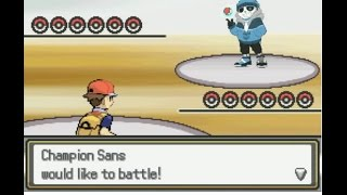 Poketale Sans Fight