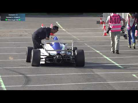 Padborg Park Night Race 2021 Formula 4-5 Heat 3