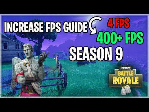 Fortnite Fps Stutter Fix 2019 - kevinsmak - Video - TimeOnMyNails com