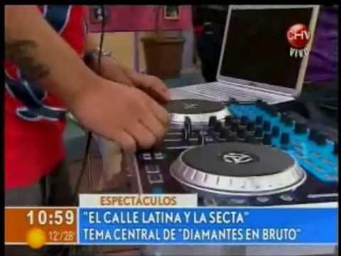 La Secta y El Calle Latina Chilevision