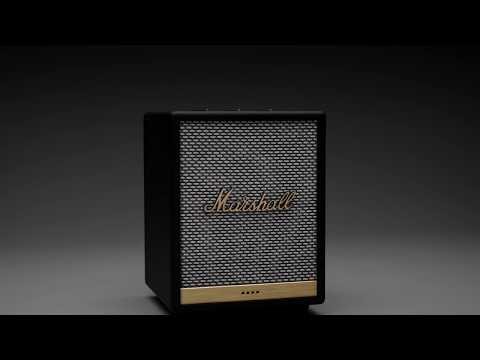 Marshall Speakers Uxbridge Voice Google (Noir)