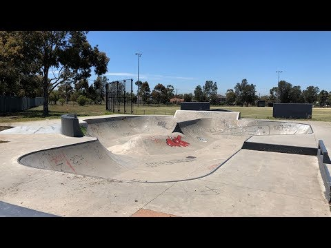 Review that skatepark *DEER PARK*