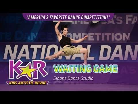 """""""Waiting Game"""" from Sloans Dance Studio"""