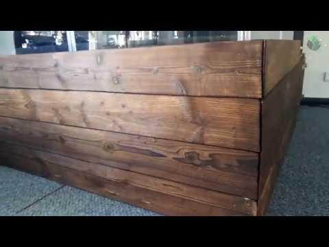 DIY Holz auf alt machen - Holz selber künstlich altern lassen