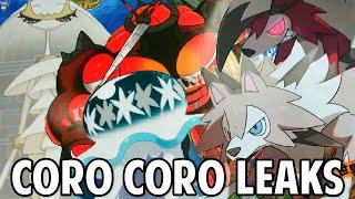 Rockruff  - (Pokémon) - POKEMON SUN & MOON MORE ULTRA BEATS + TWO ROCKRUFF EVOLUTIONS!! Coro Coro Leaks w/ TheKingNappy!
