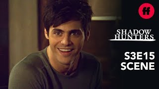 Shadowhunters Season 3, Episode 15 | Malec Deals With Jealousy | Freeform