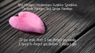 Love can be hard in my life - K2 (lyrics)