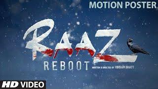 Raaz Reboot - Motion Poster 2