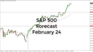 S&P500 Index - S & P 500 Technical Analysis for February 24 2017 by FXEmpire.com
