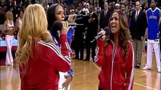 The Cheetah Girls: Star Spangled Banner 12/1/2008