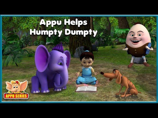 Video Pronunciation of humpty dumpty in English