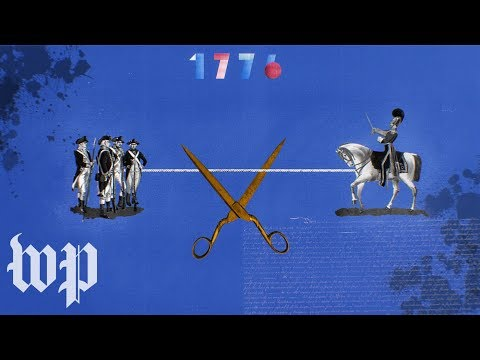 The fight for freedom from Great Britain | CONSTITUTIONAL | The Washington Post