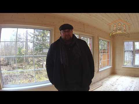 Ануров Д.М. - видеоотзыв о строительстве