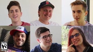 YouTubers Talk About Their Favorite Games