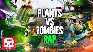 "Plants vs. Zombies GW Rap by JT Music - ""Caught Up in Garden Warfare"""