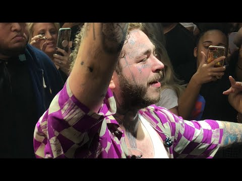 Post Malone: Congratulations - 10/12/19 - Capital One Arena - Washington D.C.